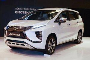 Doanh số Mitsubishi Xpander giảm mạnh sau loạt sự cố