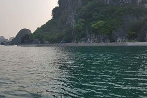 Quảng Ninh: Lộ diện nhiều công trình xây trái phép trên vịnh Hạ Long, Bái Tử Long