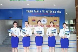 Trung tâm Y tế huyện Hạ Hòa: Xứng đáng lá cờ đi đầu trong công tác y tế tuyến huyện