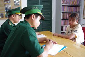 Bắt 4 đối tượng trong đường dây mua bán người sang Trung Quốc