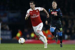 Tiền vệ của Arsenal bỏ lỡ trận chung kết Europa League vì lo ngại sự an toàn