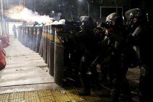 Bạo động hoành hành thủ đô Indonesia