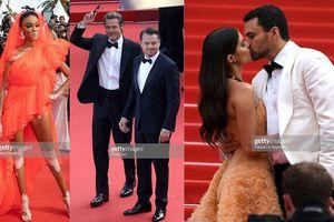 Cannes ngày 8: Brad-Leonardo và màn 'khóa môi' của thiên thần nội y gây náo loạn