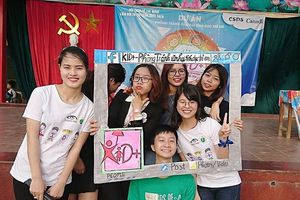 Huyền Chi cùng KID+ mong ước xây dựng tương lai an toàn cho trẻ em Việt Nam