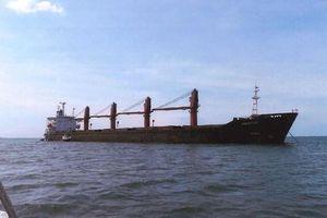 Triều Tiên họp báo tại LHQ đòi Mỹ phải trả tàu hàng