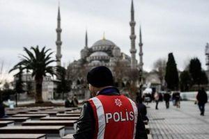 Thổ Nhĩ Kỳ bắt giữ nhiều đối tượng liên quan đến nhóm IS