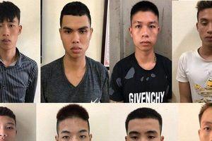 Khởi tố, bắt tạm giam 8 đối tượng gây ra hàng loạt vụ cướp trên Đại lộ Thăng Long
