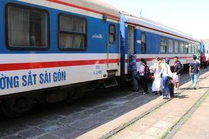 Đường sắt chạy thêm đôi tàu tuyến Nha Trang - Huế