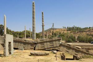 Tàn tích thành phố cổ Aksum