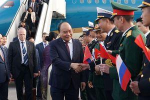 Thúc đẩy quan hệ kinh tế Việt Nam - Liên bang Nga