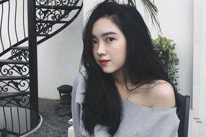 Hot girl Hà Trang đăng ảnh mặc áo đôi, tình tứ với Hà Đức Chinh