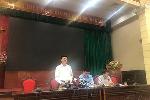 UBND thành phố Hà Nội lên tiếng về vụ việc Công ty Nhật Cường