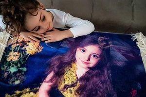 Con gái xinh đẹp tựa thiên thần khiến bố phải bỏ việc chỉ để bảo vệ con