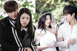 Những 'nàng thơ' màn ảnh của tài tử Lee Min Ho
