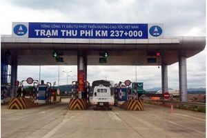 Trạm thu phí cao tốc Nội Bài - Lào Cai bị sét đánh, thiệt hại 4,5 tỷ đồng