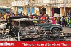 Somalia: Một vụ đám bom xe lớn xảy ra tại thủ đô Mogadishu