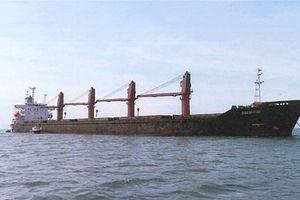 Triều Tiên 'khuyên' Mỹ trả lại tàu chở than để tránh lãnh hậu quả