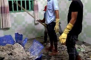 Kết quả khám nghiệm tử thi vụ giết người đổ bê tông ở Bình Dương