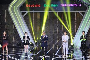Hoa hậu H'Hen Niê cười rạng rỡ khi được Trấn Thành mai mối người yêu