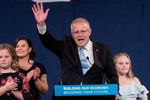 Australia: Nhiệm kì mới của Thủ tướng Morrison