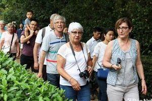 Nghệ An: Từng bước tiếp cận thị trường khách du lịch Nga, Pháp, Hàn Quốc