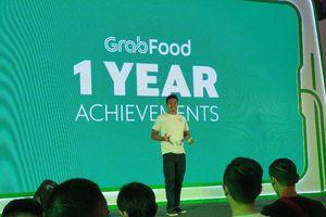 Sau một năm ra mắt, GrabFood mở rộng dịch vụ 15 tỉnh thành, phát triển nhanh nhất Việt Nam