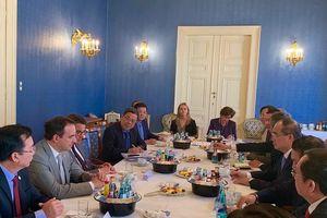 Từ Hessen, mở ra cơ hội hợp tác tầm cao TP.HCM-CHLB Đức