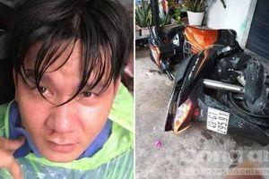Hai cha con 'hiệp sĩ' truy bắt tên trộm xe máy ở Sài Gòn