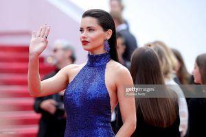 Dàn mẫu thế giới khoe váy áo gợi cảm trên thảm đỏ Cannes