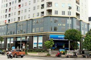 Truy nguyên nhân nước đục tại chung cư CT12 Văn Phú