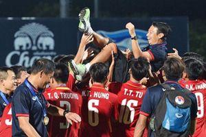 Tân HLV của Quảng Nam từng đánh bại Thái Lan để vô địch giải trẻ Đông Nam Á