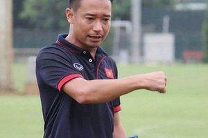 HLV Vũ Hồng Việt lần đầu dẫn dắt CLB ở V-League