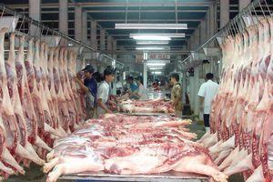 Siết chặt kiểm soát thịt heo trên thị trường