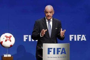 FIFA không mở rộng World Cup 2022