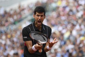 Novak Djokovic: Nhà Vua ATP và ngọn núi ở Roland Garros