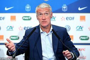 Didier Deschamps bác tin đồn sang Juventus