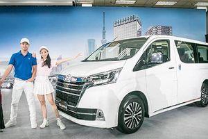 Chi tiết MPV Toyota Granvia 2020 sắp được ra mắt