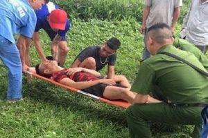 Gần 20 thanh niên hỗn chiến kinh hoàng ở Hải Dương, 2 người nhảy từ cầu xuống đất thoát thân