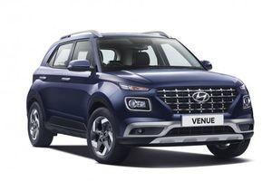Cận cảnh Hyundai Venue 'siêu đẹp' giá chỉ 218 triệu đồng