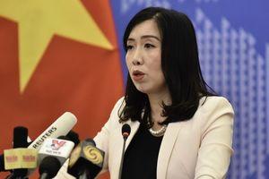 Bộ Ngoại giao lên tiếng trước căng thẳng thương mại Mỹ - Trung