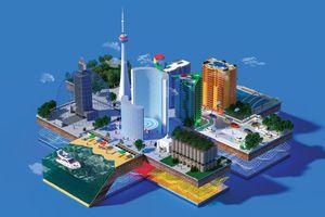 Alphabet mở thành phố thông minh ở Toronto từ năm 2023