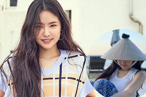 Thành viên nhóm Apink khoe ảnh du lịch tại Đà Nẵng