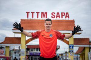Filip Nguyễn đoạt giải thủ môn xuất sắc nhất CH Czech, vẫn chờ tin thầy Park