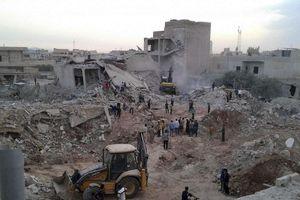 Mỹ dọa tấn công Syria nếu phát hiện dùng vũ khí hóa học
