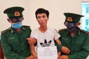 Bắt giữ 2 nghi phạm vận chuyển 5 kg ma túy qua biên giới