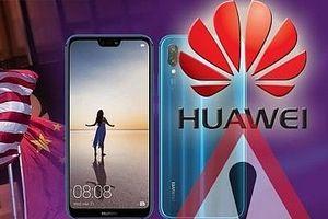 Thấy gì từ cuộc 'tấn công' Huawei ?