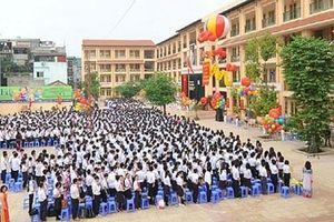 Hà Nội điều chỉnh quy hoạch mạng lưới trường học