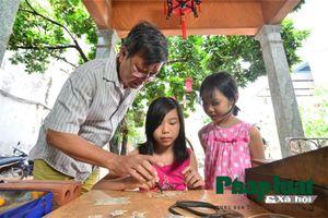 Làng Định Công vẫn đỏ lửa giữ nghề đậu bạc truyền thống