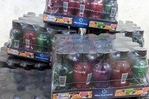 Thu giữ hơn 100 kg kẹo Trung Quốc
