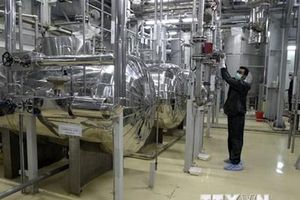 Quan chức Đức đến Iran nhằm cứu vãn thỏa thuận hạt nhân